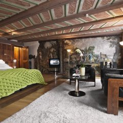 Widder Hotel комната для гостей