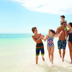 Отель Nickelodeon Hotels & Resorts Punta Cana - Gourmet пляж фото 2