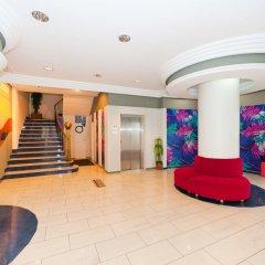 Отель The Red by Ibiza Feeling фитнесс-зал фото 2