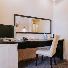 Гостиница Невский Бриз 3* Стандартный номер с двуспальной кроватью фото 17