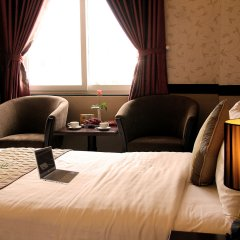 Отель Truong Thinh Vung Tau Hotel Вьетнам, Вунгтау - отзывы, цены и фото номеров - забронировать отель Truong Thinh Vung Tau Hotel онлайн комната для гостей фото 4