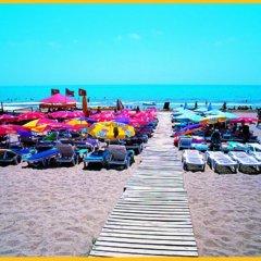 Dynasty Hotel пляж