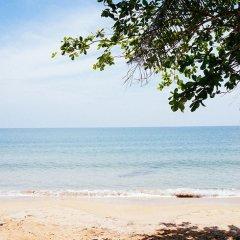 Отель Khung Wimarn Beach Home пляж фото 2