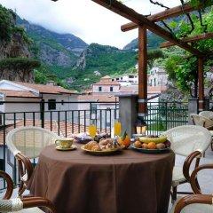 Отель Villa Adriana Amalfi Италия, Амальфи - отзывы, цены и фото номеров - забронировать отель Villa Adriana Amalfi онлайн питание