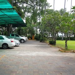 Отель Chaba Cabana Beach Resort парковка