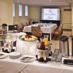 Отель The Henley Park Hotel США, Вашингтон - отзывы, цены и фото номеров - забронировать отель The Henley Park Hotel онлайн помещение для мероприятий фото 2