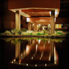 Отель Pestana Bahia Praia Nature And Beach Resort Фурнаш приотельная территория