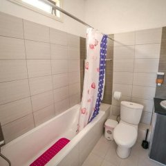 Апартаменты Myriama Apartments ванная