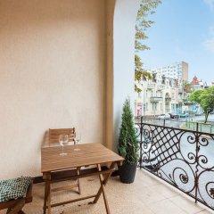 Апартаменты Dom&house - Apartments Quattro Premium Sopot Сопот балкон