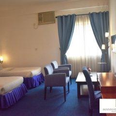 Manhattan Avenue Hotel комната для гостей фото 3