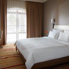 Гостиница Courtyard Marriott Sochi Krasnaya Polyana 4* Стандартный номер с разными типами кроватей фото 2