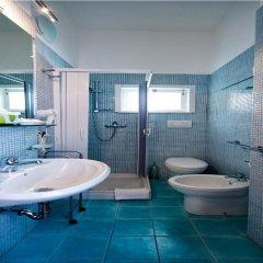 Отель B&B Piazza 300mila Лечче ванная