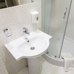 Гостиница Raziotel Kyiv Yamska ванная фото 2