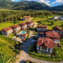 Отель Green Life Resort Bansko Болгария, Банско - отзывы, цены и фото номеров - забронировать отель Green Life Resort Bansko онлайн бассейн фото 2