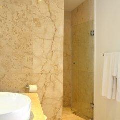 Отель Magia Beachside Condo Плая-дель-Кармен ванная фото 2