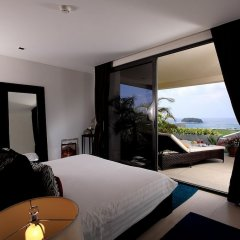 Отель The Heights Luxury Ocean View B22 пляж Ката комната для гостей фото 4