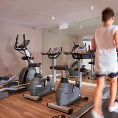 Отель BQ Can Picafort фитнесс-зал фото 2
