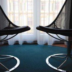 Comfort Hotel Vesterbro 3* Стандартный номер с различными типами кроватей фото 5