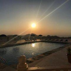 Отель Grand View Hotel Иордания, Вади-Муса - отзывы, цены и фото номеров - забронировать отель Grand View Hotel онлайн бассейн фото 3