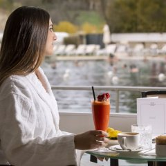 Отель Terme di Saturnia Spa & Golf Resort в номере фото 2