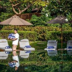 Отель Outrigger Koh Samui Beach Resort Таиланд, Самуи - отзывы, цены и фото номеров - забронировать отель Outrigger Koh Samui Beach Resort онлайн фитнесс-зал фото 2