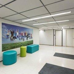 Forenom Hostel Vantaa Airport спортивное сооружение