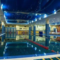 Гостиница Рэдиссон САС Астана Казахстан, Нур-Султан - 8 отзывов об отеле, цены и фото номеров - забронировать гостиницу Рэдиссон САС Астана онлайн бассейн фото 3