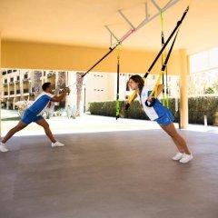 Отель Riu Santa Fe All Inclusive фитнесс-зал