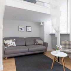 Апартаменты Adele Old Town Apartment Варшава комната для гостей фото 3