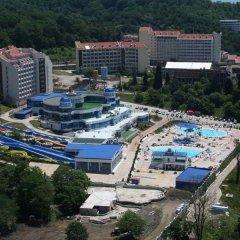 Гостиница Akvaloo Resort в Сочи 2 отзыва об отеле, цены и фото номеров - забронировать гостиницу Akvaloo Resort онлайн бассейн фото 2