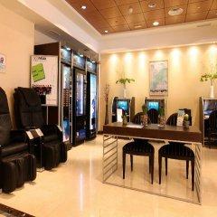Отель Pierre & Vacances Residence Benalmadena Principe спа
