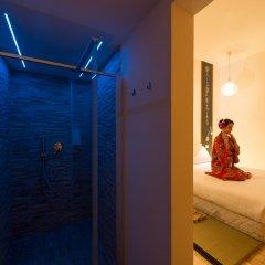 Отель Irooms Jacuzzi Suites Италия, Рим - отзывы, цены и фото номеров - забронировать отель Irooms Jacuzzi Suites онлайн ванная фото 2