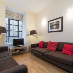 Апартаменты Covent Garden By Austin David Apartments Лондон комната для гостей фото 3
