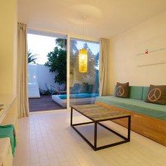Отель Santos Ibiza Suites комната для гостей фото 4