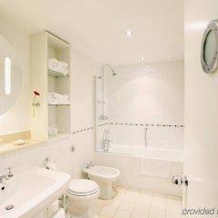 Отель Das Triest Вена ванная