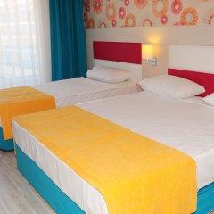 Blue Paradise Side Hotel - All Inclusive Сиде комната для гостей фото 5