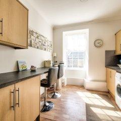 Отель Spacious 2BR Home in New Town Великобритания, Эдинбург - отзывы, цены и фото номеров - забронировать отель Spacious 2BR Home in New Town онлайн в номере фото 2