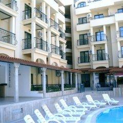 Отель Ruby Rose Resort Мармарис бассейн