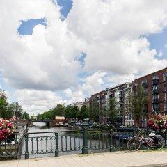 Отель Oud-West Area Apartments Нидерланды, Амстердам - отзывы, цены и фото номеров - забронировать отель Oud-West Area Apartments онлайн спортивное сооружение