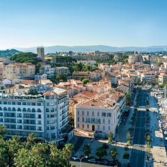 Radisson Blu 1835 Hotel & Thalasso, Cannes фото 7