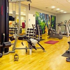 Отель Scandic Backadal фитнесс-зал фото 2