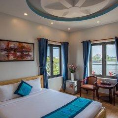 Отель Minh An Riverside Villa комната для гостей фото 2