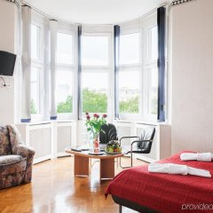 Отель Bellevue am Kurfürstendamm Германия, Берлин - 10 отзывов об отеле, цены и фото номеров - забронировать отель Bellevue am Kurfürstendamm онлайн комната для гостей фото 2