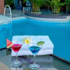 Отель Olympic Hotel Вьетнам, Нячанг - отзывы, цены и фото номеров - забронировать отель Olympic Hotel онлайн бассейн фото 3