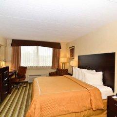 Отель Quality Inn & Suites New York Avenue комната для гостей фото 4