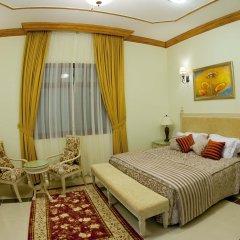 Отель Al Bada Resort ОАЭ, Эль-Айн - отзывы, цены и фото номеров - забронировать отель Al Bada Resort онлайн комната для гостей фото 3