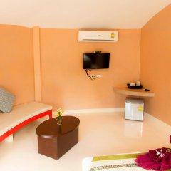 Отель Angel Green Garden Bungalows Самуи удобства в номере