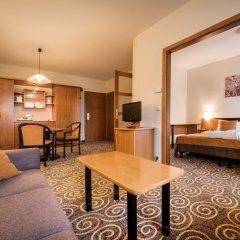 Отель Európa Fit Венгрия, Хевиз - отзывы, цены и фото номеров - забронировать отель Európa Fit онлайн комната для гостей фото 5