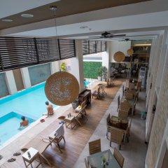 Отель ZEN Rooms Valdez Street Филиппины, Пампанга - отзывы, цены и фото номеров - забронировать отель ZEN Rooms Valdez Street онлайн бассейн