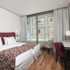 Отель Eurostars Hotel Plaza Mayor Испания, Мадрид - 5 отзывов об отеле, цены и фото номеров - забронировать отель Eurostars Hotel Plaza Mayor онлайн комната для гостей фото 2